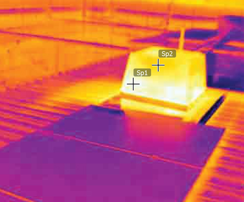 Infra-Red Thermal Scanning