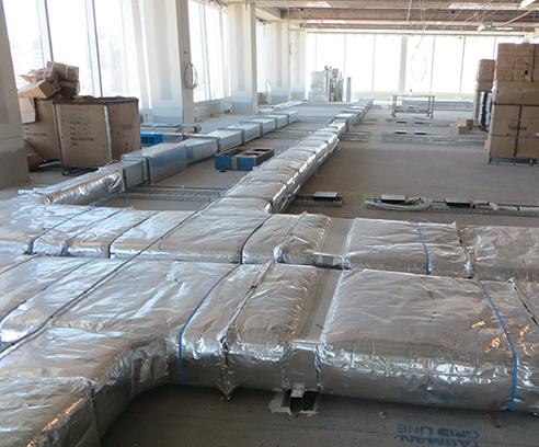 Under Floor Air Distribution (UFAD)